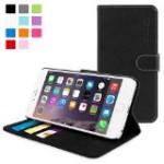 iPhone6のケース英国Snugg製 iPhone6 Plus用 PUレザー 手帳型のレビュー