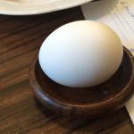 名古屋のモーニング「リヨン」に行った。卵だけの注文も。
