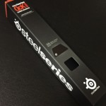 Amazonで大人気のマウスパッド SteelSeries QcK mini マウスパッド 63005 を購入してみた