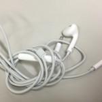 iPhoneのイヤホンを洗濯したが意外と平気だった