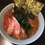 名古屋の横浜家系ラーメン「侍」に行ってきた