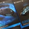 LOGICOOLのゲーミングマウスのG302とG303を購入した