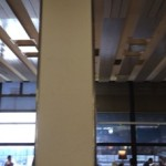 カフェ、ベレールでAMEXミールクーポン@伊丹空港を使ってミートソーススパゲティを食べる
