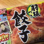 大阪王将の焼き餃子