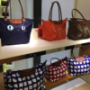 Longchamp(ロンシャン)のニューヨーク支店で、NYオリジナル商品を探す