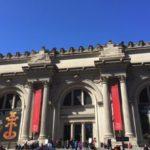 アメリカ自然史博物館とメトロポリタン美術館に行ってきた