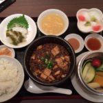 神戸のクランパレスに入ってる中華「中国料理 マンダリンコート」でランチを食べる