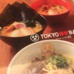 TOKYO 豚骨 BASE @品川