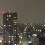 シェラトン都ホテル大阪に宿泊をする
